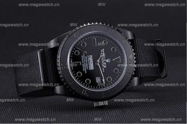 Rolex Stealth Submariner replica watch